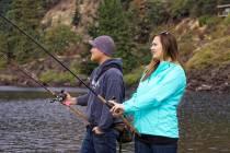 Sportief vissen voor iedere vrouw dankzij de juiste kleding