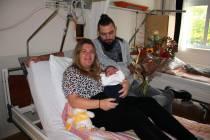 1.000e bevalling van 2020 in Tjongerschans is een feit