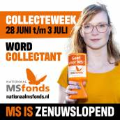 MS Fonds zoekt collectanten